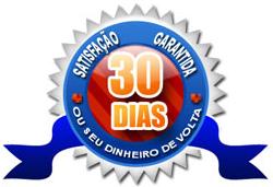 30 dias satisfação garantida