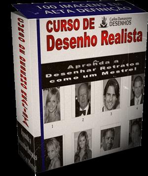 Curso de Desenho Realista de Carlos Damasceno - imagens de referencias