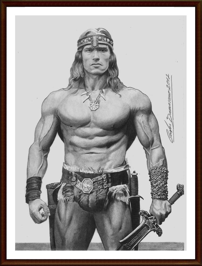 No Artist - Conan The Barbarian