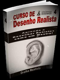Desenho Realista -orelha