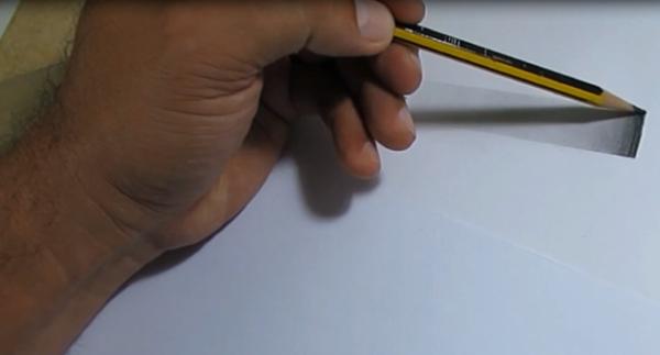 Curso de Desenho Realista de Carlos Damasceno - graduação de tons