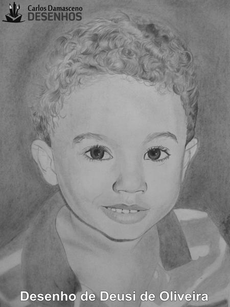 Alunos Carlos Damasceno Desenhos 1
