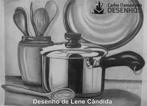 Alunos Carlos Damasceno Desenhos 3