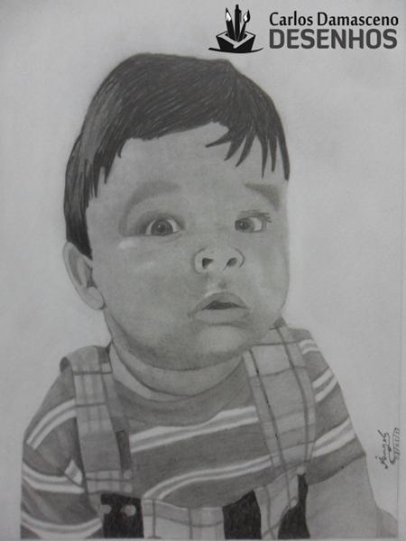Alunos Carlos Damasceno Desenhos 5