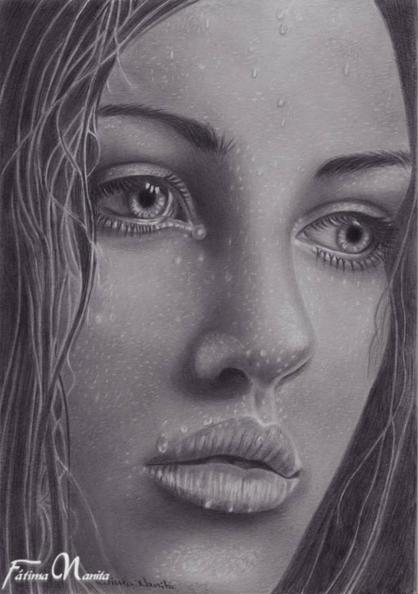 Desenho de Fatima Nanito Mourato
